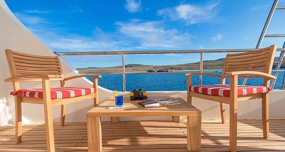 The best Galapagos cruise ships