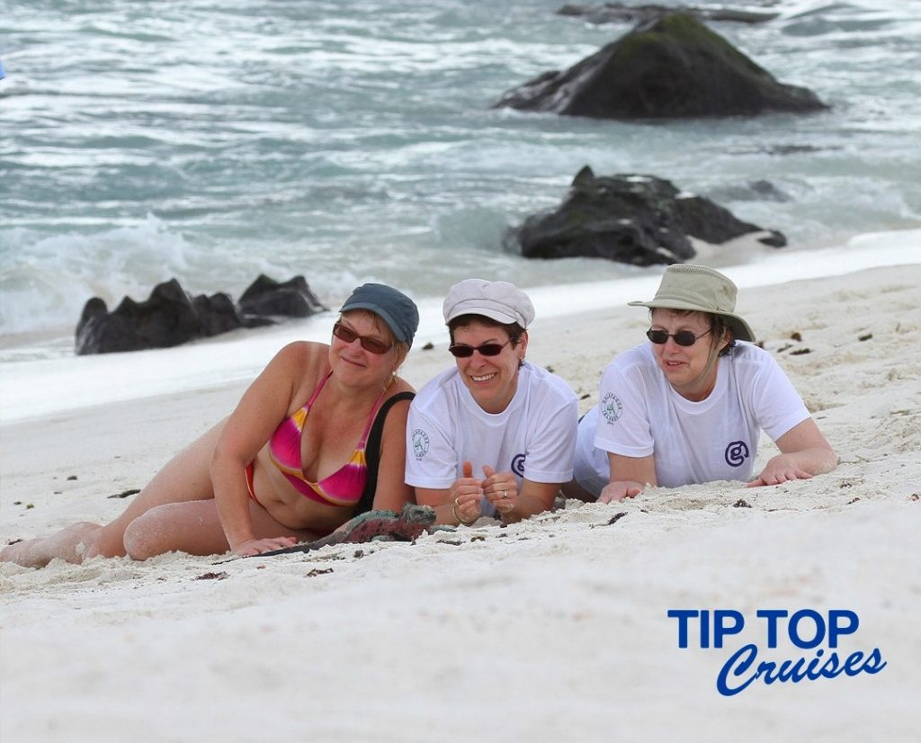 Galapagos cruise itinerary options to choosefrom with Tip Top Cruises