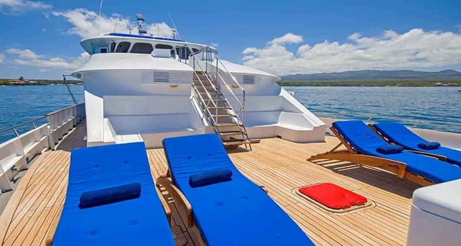 Galapagos cruise vacations