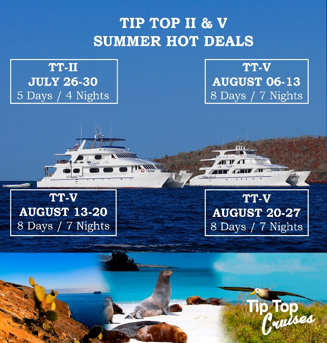 Find some greatGalapagos last minute deals